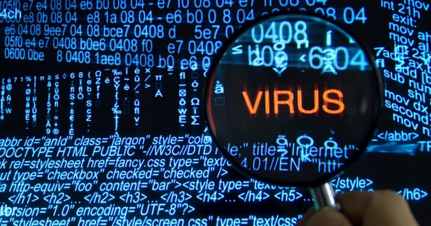 riparare un virus informatico